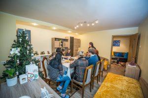 Iš vaikų globos namų persikraustė į butus