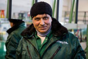 Pabėgėlis Muhamedas Lietuvą vadina savo namais