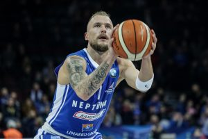 M. Mažeika atstovaus daugkartiniams Estijos čempionams