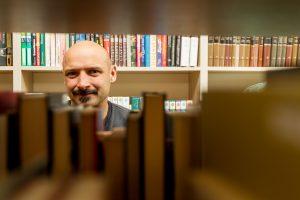 Į biblioteką – ir ieškoti lobio