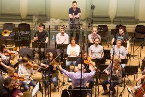 Filharmonijoje – dviejų pasaulinių garsenybių įrašai