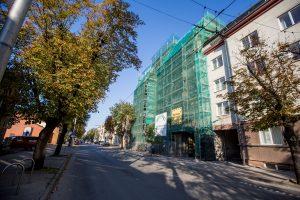 Kaunas ir toliau keičiasi: mažėja apleistų pastatų