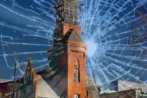 Klaipėdos pašte – mirtini šūviai
