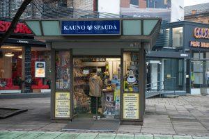 Naujas planas dėl kioskų baugina verslininkus