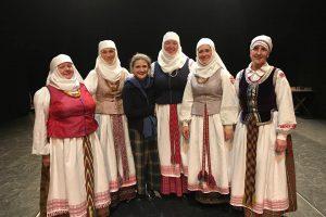 Lietuvių sutartinės graudino italus