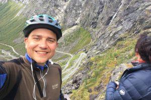 Kai tikslas – dviračiu aplink Baltiją