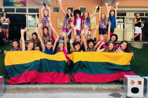 Jaunieji šokėjai iš Kauno – pasaulio čempionai