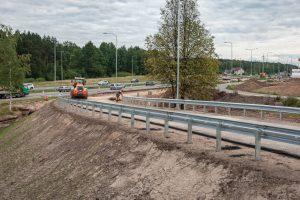 Netolimoje ateityje – naujas kelias į autostradą