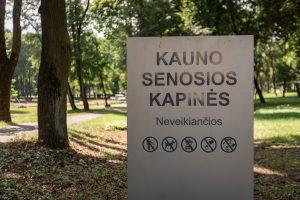 Kaune nesibaigia parkų tvarkymo vajus – ateina ir Ramybės parko eilė
