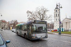 Kitąmet sostinės gatvėmis riedės 150 šiuolaikiškų autobusų