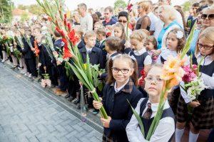 Į sostinės mokyklas jau priimta 11 tūkst. mokinių