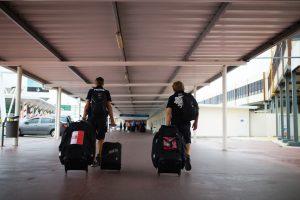Dėl lėktuvo incidento B. Vanagas į Lietuvą negrįžo