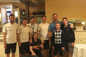 Pirmąjį kartą Lietuvoje įvyko golfo ir diskgolfo sporto šakų varžybos