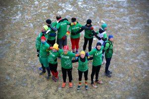 Profesionalūs treneriai: bėgimas ir įkrauna, ir gydo