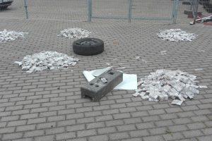 Įkliuvo kontrabandines cigaretes gabenęs Panemunės gyventojas