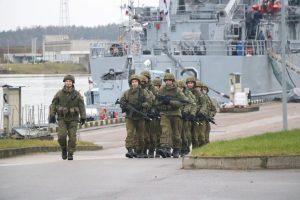 Karinių jūrų pajėgų šauktinis: tokių įspūdžių daugiau niekur nepatirsi