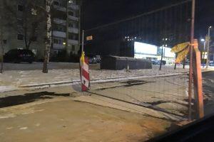 Vairuotojas perspėja: judrioje Baltijos gatvėje tyko pavojus