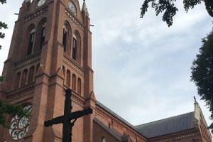 Palangos bažnyčia pakvies į bokšto apžvalgos aikštelę