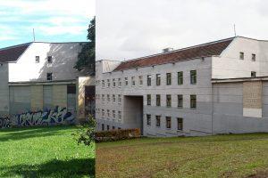 Vilnius tvarkosi: ant sienų – mažiau teplionių