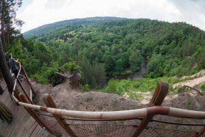 Prašo tyrimo dėl statybos leidimų dalybų Vilniaus regioniniuose parkuose