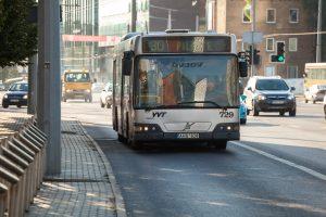 Vilnius ieško 150 naujų autobusų pardavėjų
