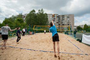 Vaikams – sostinės mokyklų erdvės per vasarą atvertos prasmingai veiklai