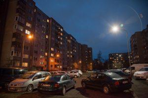 Išmanusis Vilnius: Gelvonų gatvėje sužibs modernūs šviestuvai