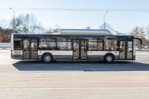 Vilniuje keleivius vėžins ir Rygos vežėjai