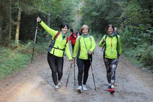 Pėsčiųjų žygyje – du rekordai: kilometrai atbulomis ir žygeivių skaičius