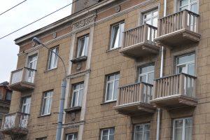 Proveržis: balkonų remontas – kur kas pigiau