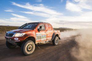 Dakaro pilotas nesvajoja apie kosminį laivą