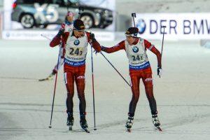 Lietuvos biatlonininkai iškovojo keturis kelialapius į Pjongčango olimpines žaidynes!