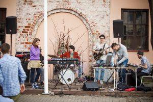 """Festivalis """"Kaunas Jazz"""" kviečia į gatvę"""