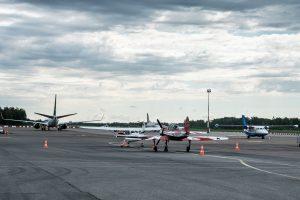 Kauno oro uostas ruošiasi priimti ir sunkesnius lėktuvus