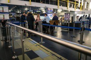 Vilniaus oro uosto keleiviams – gera žinia