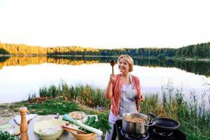 B. Nicholson BTV žiūrovams pristatys kulinarines keliones po Lietuvą
