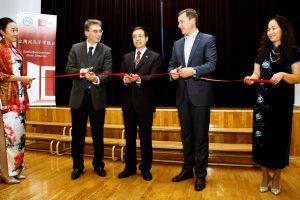 Vilniuje atidaryta pirmoji kinų kalbos klasė