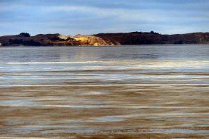 Gelbėtojai įspėja: lipti ant Kuršių marių ledo pavojinga