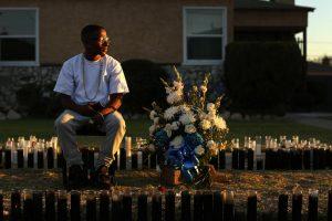 JAV policijos nušautas paauglys norėjo pasitraukti iš gyvenimo