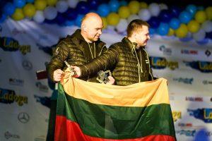 Ladogoje iškovoti lietuvių trofėjai – rusų rankose