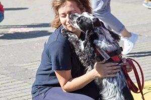 Parodų rūmuose – kelionės po ekspozicijų užkulisius su ypatingais šunimis
