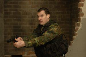 Policijos patruliu tapęs aktorius K. Sakalauskas grįžo į filmavimo aikštelę