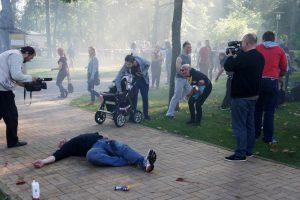 Druskininkuose imituota masinė nelaimė: teroristai traiškė žmones