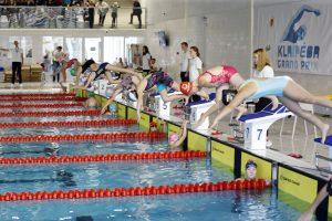 """Uostamiestyje – jaunųjų plaukikų varžybos """"Klaipėda Grand Prix"""""""