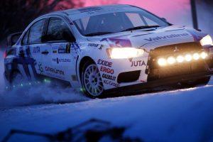 Lietuvos automobilių ralio čempionato dalyvių laukia naktiniai greičio ruožai