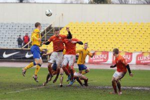 Į Lietuvos futbolo A lygą nori 12 klubų