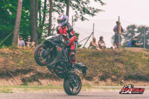 """Lietus """"Nemuno žiede"""" sumaišė kortas motociklų čempionato lyderiams"""