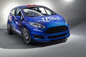 """Ford Fiesta R2"": trys cilindrai ralio trasose"
