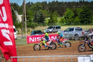 Panevėžyje savaitgalį rinksis greičiausi Lietuvos motokrosininkai