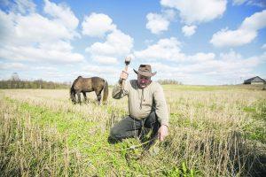 Žemaitis ūkininkas: mums reikia ne daiktų, o dalytis meile